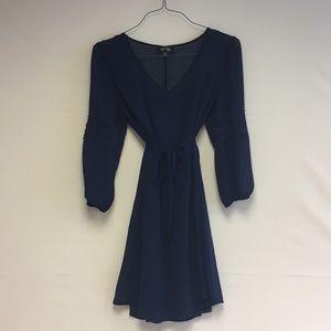 2/$10 Navy Blue Dress